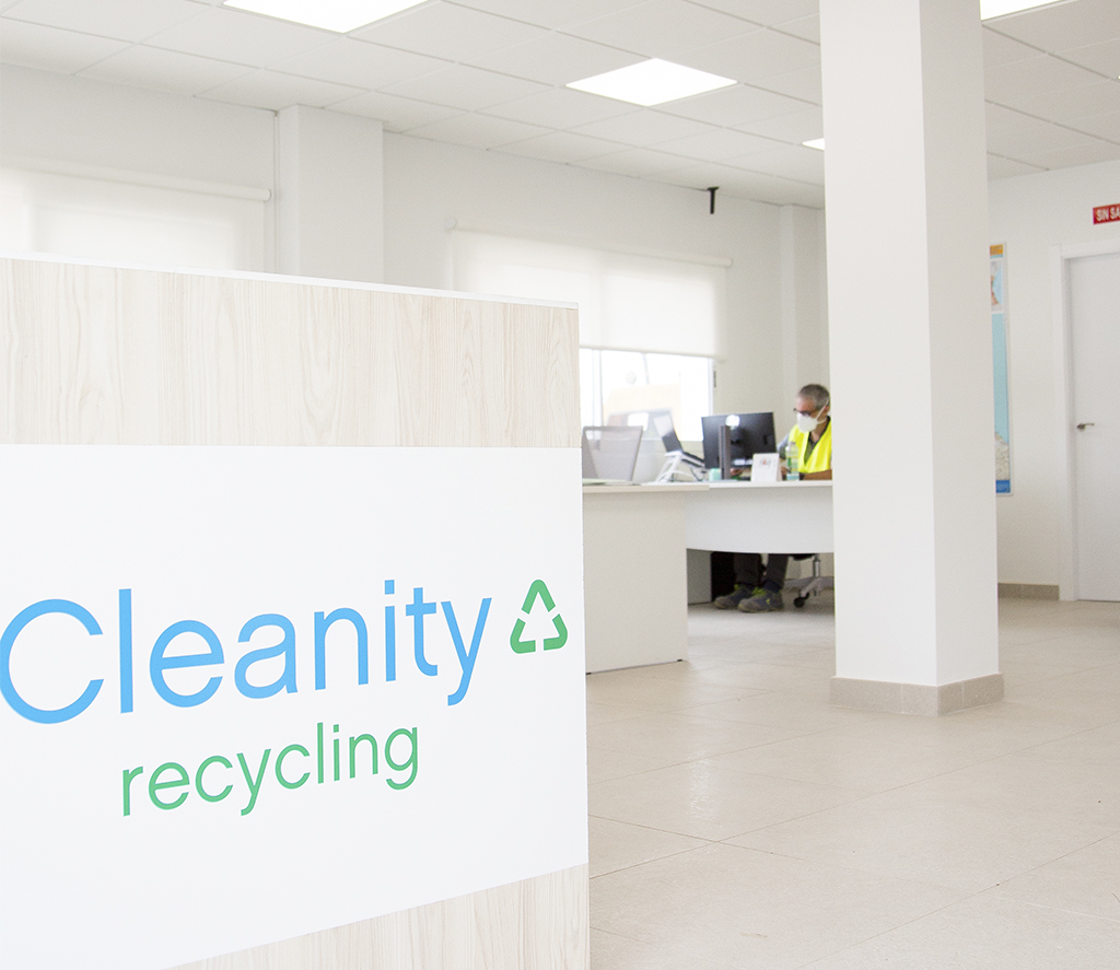Imagen oficinas recycling web cleanity