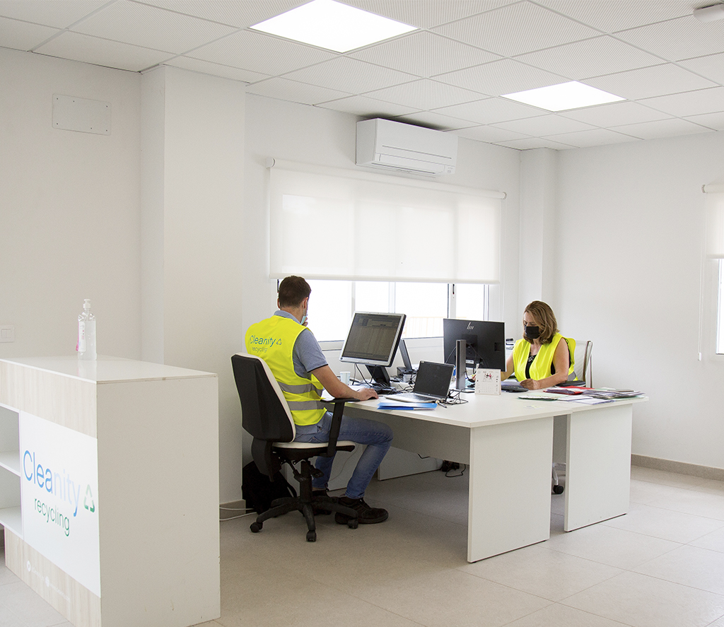 Imagen oficinas recycling web cleanity2